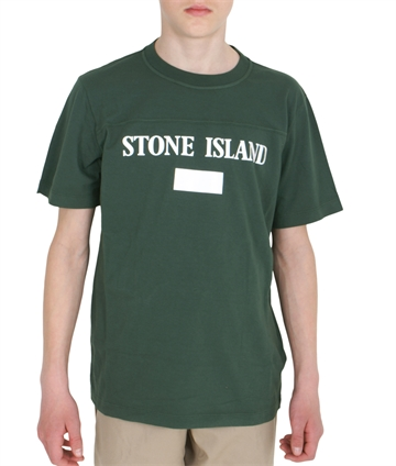 Stone Island T-shirt 711620246 Bottle Green