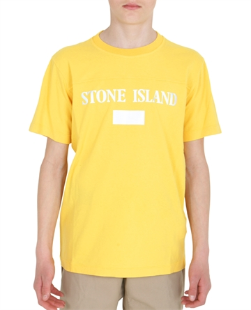 Stone Island T-shirt 711620246 Yellow