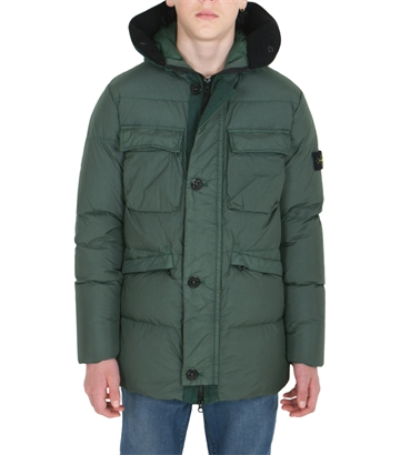 Stone Island Down Jacket 711640233 Bottle Green