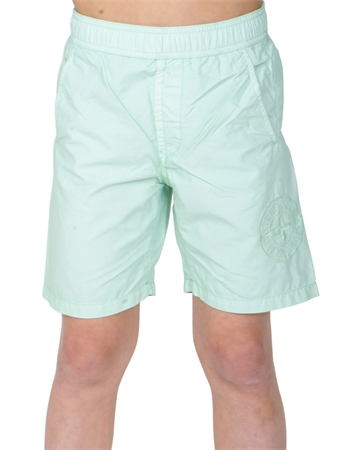 Stone Island Swim Shorts Light Green 7016B0414