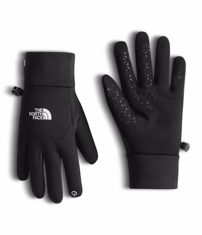 The North Face Gloves E-tip Black