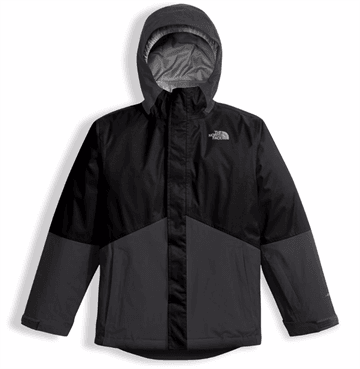 The North Face Boy´s Boundary Triclimate Jacket Black