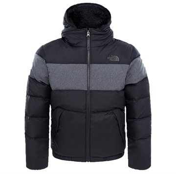 The North Face Boy´s Moondoggy 2.0 Hoodie Black