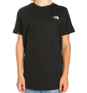 The North Face Junior T-shirt Dome sort 149,-