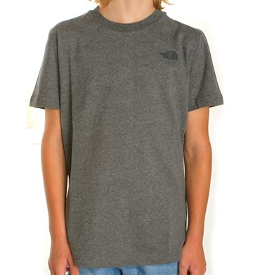 The North Face Junior T-shirt Dome gråmeleret 149,-