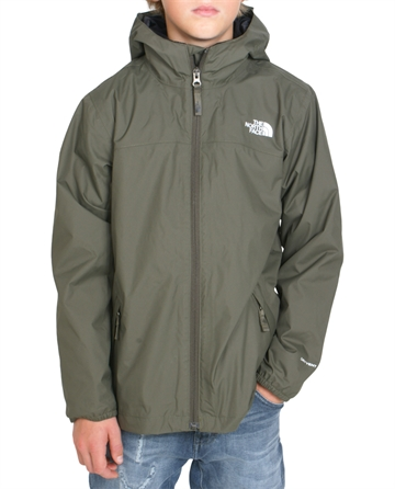 The North Face Jakke Elden 3 in 1 Triclimate New Taupe Green