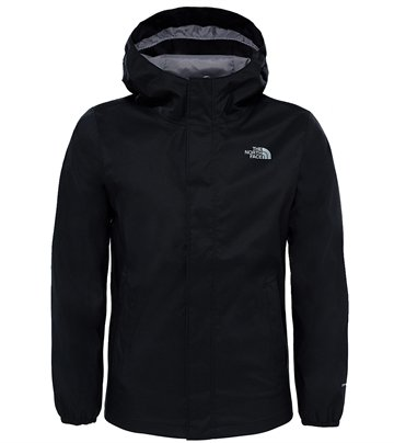 The North Face Girls Resolve Jacket Black