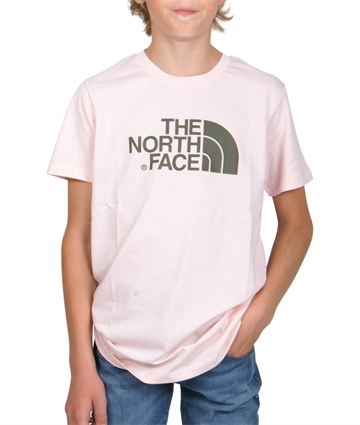The North Face T-shirt s/s Easy Purdy Pink