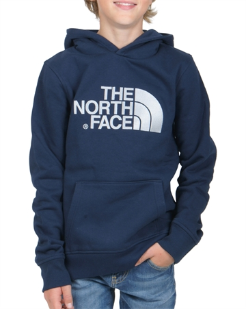 The North Face Drew Hoodie Cosmic Blue / Hr Gr