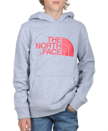 The North Face Drew Hoodie light grey / atomic pink
