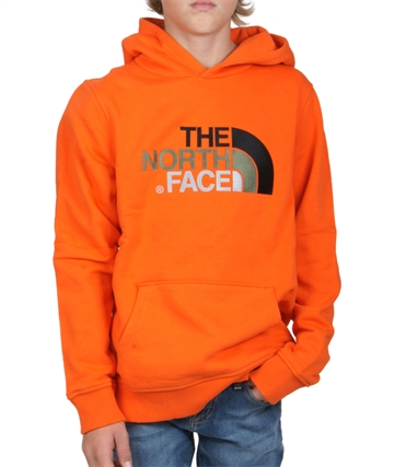The North Face Drew Hoodie Persian Orange