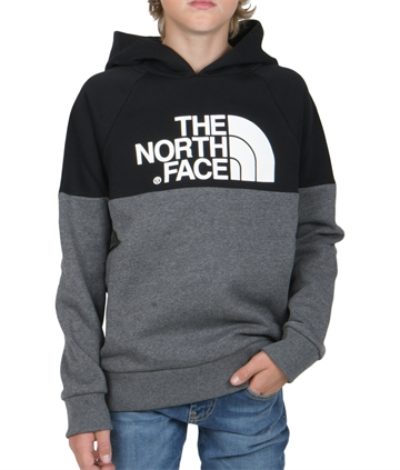 The North Face Drew Hoodie Raglan Black