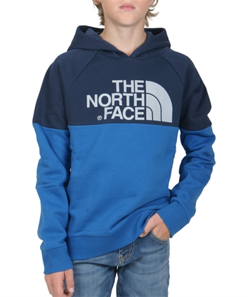 The North Face Drew Hoodie Raglan Cosmic Blue
