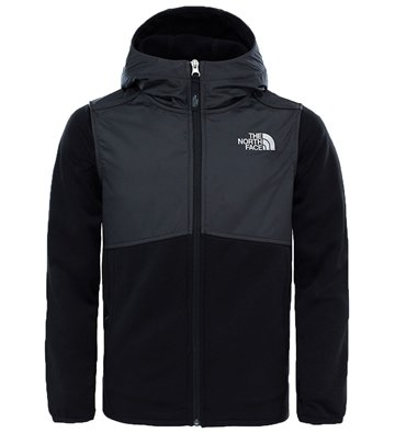 The North Face KICKIN IT HOODIE, BLACK