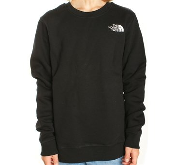 The North Face Junior Sweatshirt Drew Peak sort. 299,-