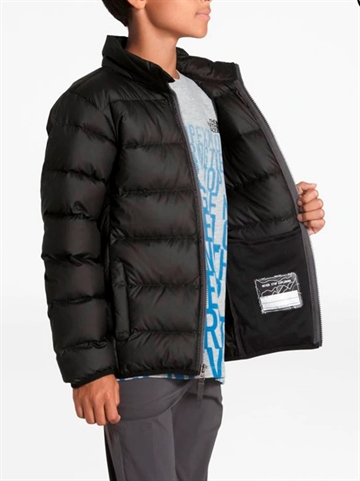 The North Face Dun Jakke Andes Black