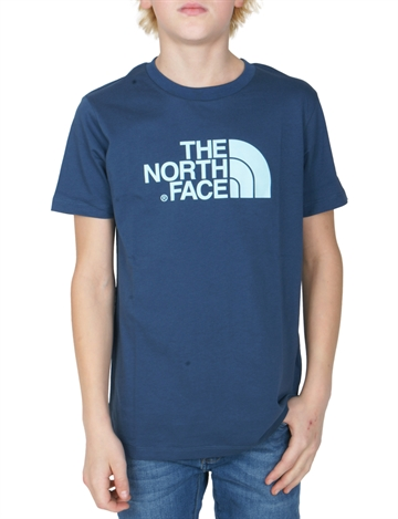 The North Face T-shirt Easy s/s shdyblu / canlblu