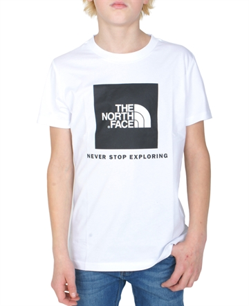 The North Face T-shirt Box s/s White