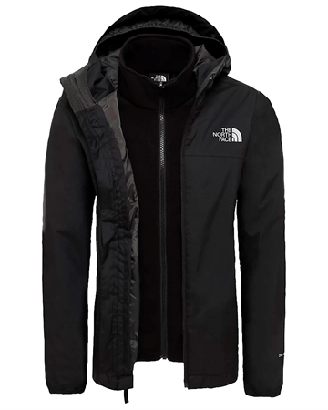 The North Face Boy´s Elden 3 in 1 Triclimate Jacket Black