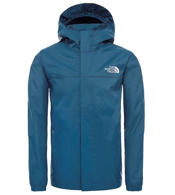The North Face Jakke Resolve Blue Wing Teal