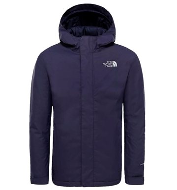 The North Face Jakke Snow Quest Montague blue