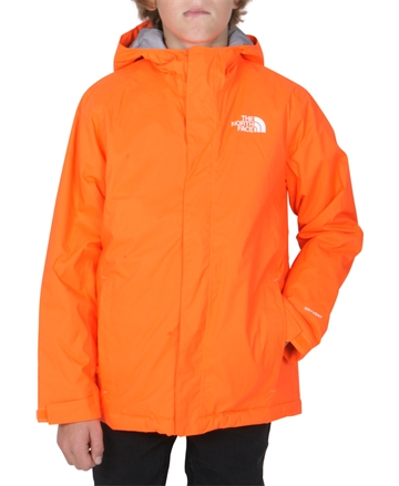 The North Face Jakke Snow Quest Powder Orange