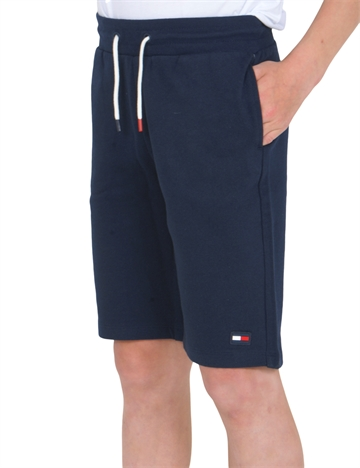 Tommy Hilfiger Boys Sweat shorts Bl.Iris 04826