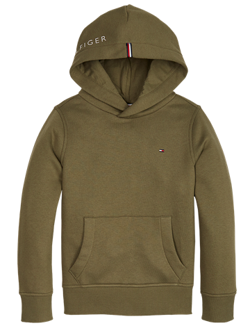 Tommy Hilfiger Sweat Hoodie Olive Night 04947 399