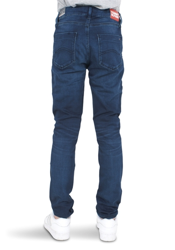 Tommy Hilfiger Boys Scanton Slim Jeans Dark Blue