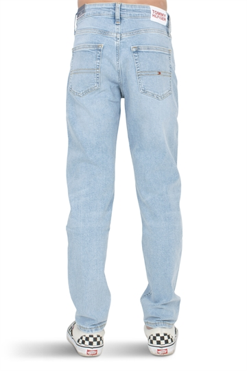 Hilfiger Boys Rey Relaxed Jeans Salt Pepper