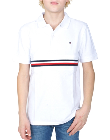 Tommy Hilfiger Boys Polo Flag Insert 04709