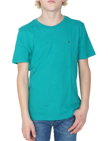 Tommy Hilfiger T-shirt Dynasty green 04692