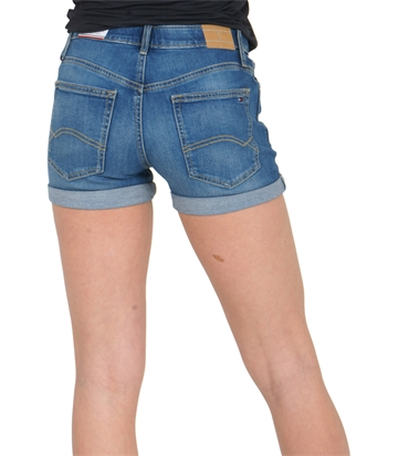 Tommy Hilfiger Girls Shorts Nora Blue denim 04370