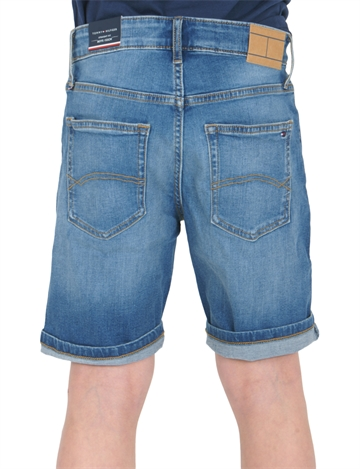 Tommy Hilfiger Boys Denim Shorts Randy 04832