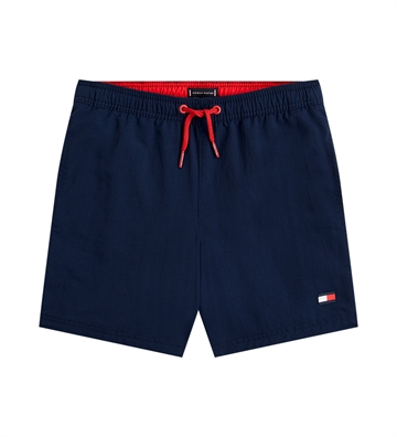 Tommy Hilfiger Boys Swim Shorts Pitch Blue