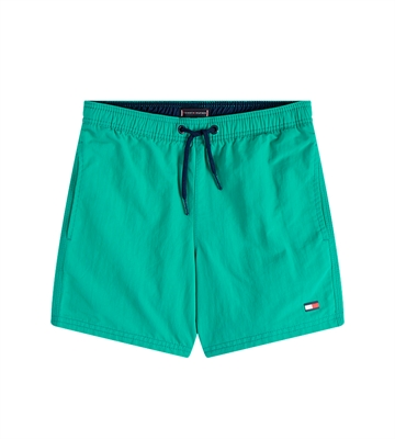 Tommy Hilfiger Boys Swim Shorts Calypso Green