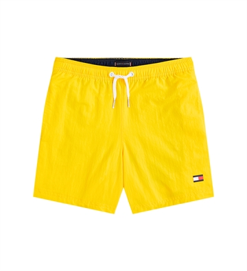 Tommy Hilfiger Boys Swim Shorts Bold Yellow