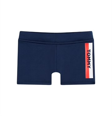 Tommy Hilfiger Boys Swim Trunks Pitch Blue