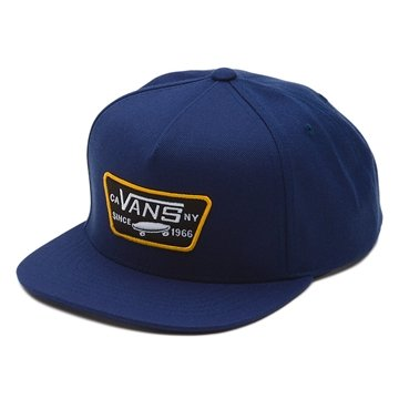 Vans Cap Snapback Full Patch Dress Blue