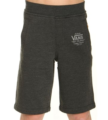 Vans Shorts Holder black Heather sweat