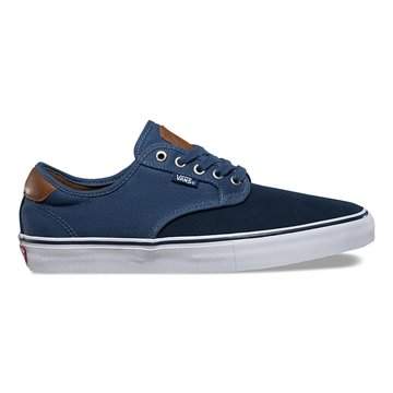 Vans sko Chima Pro two ton dress blues / Ensign Blue