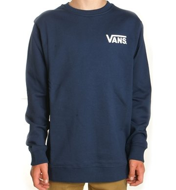 Vans Sweat Crewneck Navy Backprint