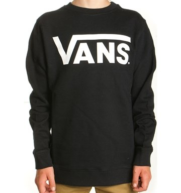 Vans Sweat Crewneck Classic Black