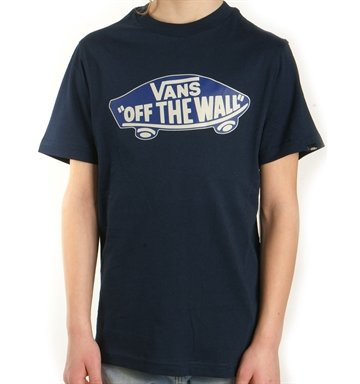 Vans Junior T-shirt Off The Wall Navy Blå  249,-