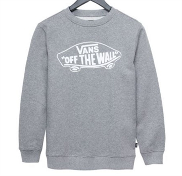 Vans Sweat Crew OTW cement heather