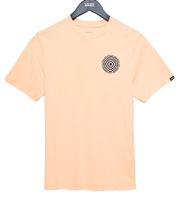 Vans T-shirt Checkered Apricot