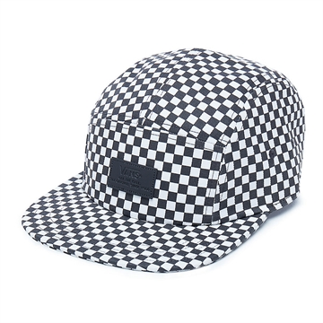 Vans Cap Davis Black/White checkered
