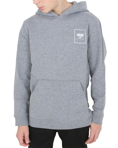 Vans Sweat Hoodie Print Box Backprint Cement