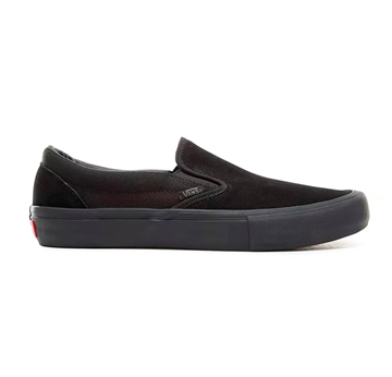 Vans sko SLIP ON PRO Blackout