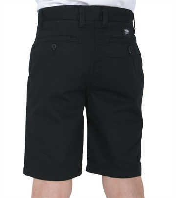 Vans Chino Shorts Authentic Black Stretch